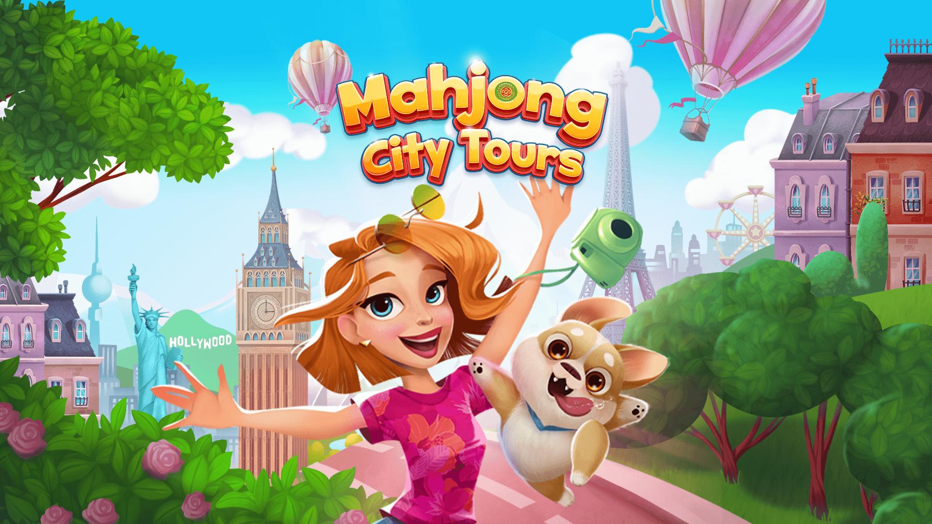 Mahjong City Tours