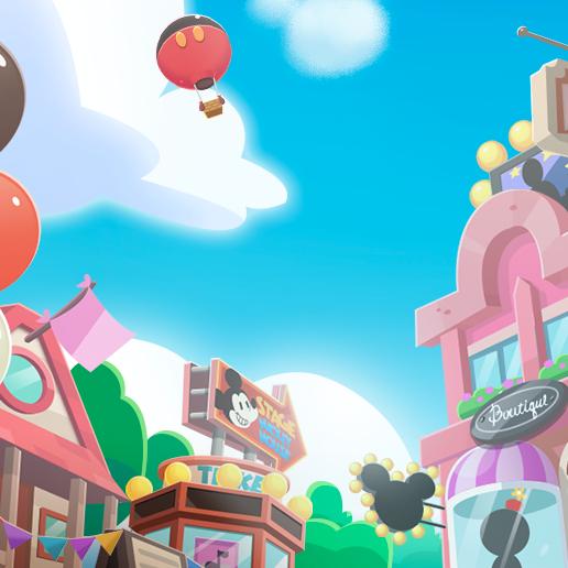 Disney Pop Town